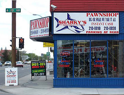 Sharky's International store photo